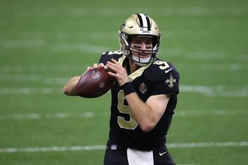 Drew Brees Reacts To Retirement Reports