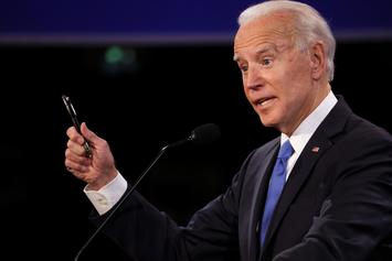"Biden Says Trump Left Him A ""Generous Letter"" As World Speculates On Contents"