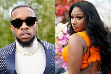 Megan Thee Stallion's Charges Against Tory Lanez Not Dropped Despite Initial Report