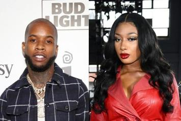 Twitter Is Buzzing With Tory Lanez & Megan Thee Stallion Gossip