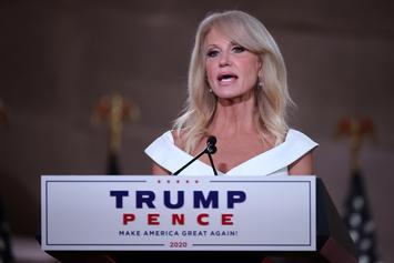 Kellyanne & Claudia Conway Investigated After TikTok Videos Depicting Alleged Abuse