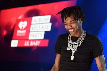 Lil Baby Details Working With Kanye West In Wyoming