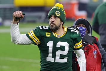 "Aaron Rodgers Admits Future ""Uncertain"" Following NFC Championship Loss"