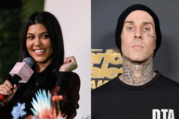 Kourtney Kardashian & Travis Barker Reportedly A Couple