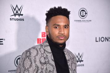Trey Songz Only Removed Mask To Eat At Chiefs Game: Report