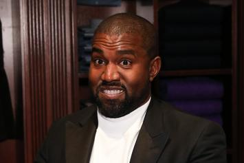 Kanye West Is Facing Class-Action Lawsuits From His Sunday Service Crew