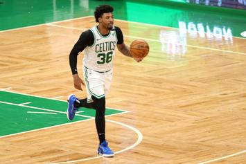 Marcus Smart Receives Diagnosis After Injury Against The Lakers