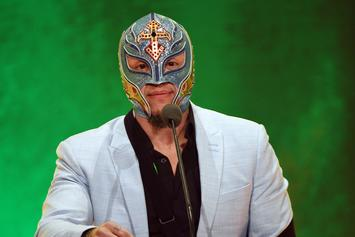 Rey Mysterio Reveals His Mount Rushmore Of Wrestlers Ahead Of Royal Rumble