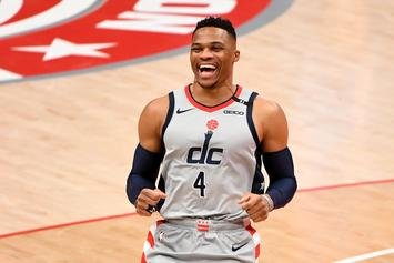 Russell Westbrook Reacts To Insane Comeback Win Against The Nets