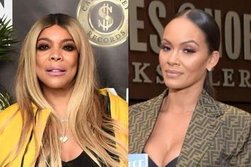 Wendy Williams Wants To Apologize To Evelyn Lozada Who Warned Her About Kevin Hunter