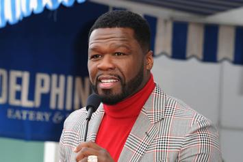 50 Cent Reflects On Receiving Hollywood Walk Of Fame Star