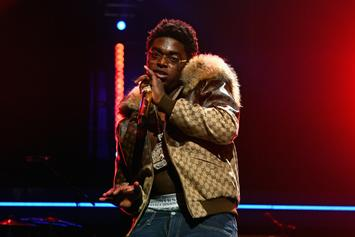 Kodak Black Makes First Club Appearance Since Prison Release