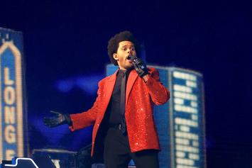 The Weeknd Likely Didn't Get Paid For Super Bowl Performance: Report
