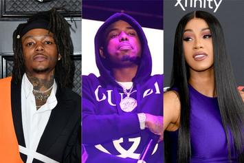 HNHH Staff Picks Playlist: J.I.D., Pooh Shiesty, Cardi B, & More