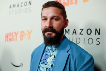 Shia LaBeouf Is In An Inpatient Program, Parts Ways With CAA: Report