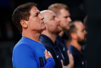 Mark Cuban Has Decided To Remove Anthem From Mavericks Games: Report