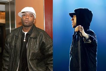 Treach Invites Eminem To Handle His First Solo Album