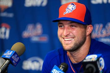Tim Tebow To Join New York Mets For Spring Training For 5th Straight Year