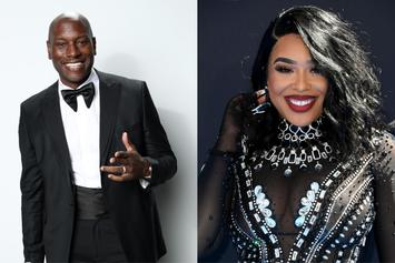 Tyrese Questions Why Women Are Mad At B. Simone's Valentine's Day Message