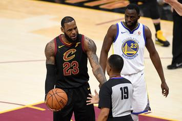 "Lebron James Agrees With Draymond Green: ""He Said It Perfectly"""