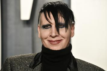 Marilyn Manson Hires 24-Hour Security Amid Sexual Abuse Allegations: Report