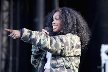 """SZA Confirms She's In Album Mode And Teases """"Shirt"""" Single"""