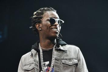 "Young Thug Reflects On Success & Not ""Giving A Damn About"" What People Think"