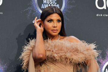 Toni Braxton Hit With Amber Rose Comparisons After Showing Off Blonde Hair