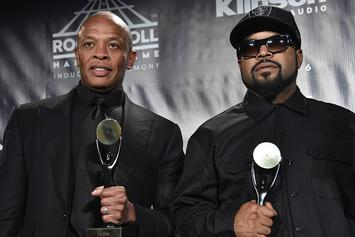 Ice Cube Shows Dr. Dre Some NWA Birthday Love
