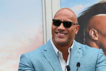 "Dwayne ""The Rock"" Johnson Says He's Considering A Presidential Run"