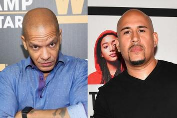 "Peter Gunz & Cisco Rosado To Settle Their ""Love & Hip Hop"" Beef In The Ring"