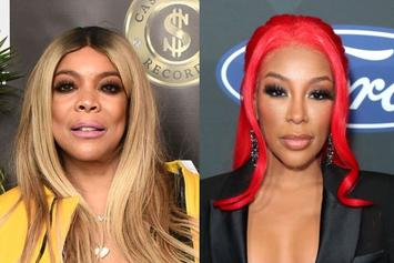 Wendy Williams Claims K. Michelle's Injections Leaked On Idris Elba's Sheets