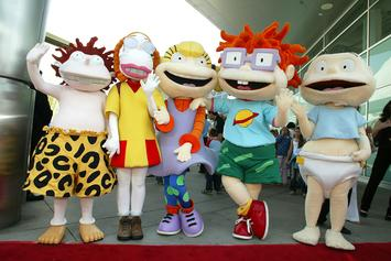 """""""Rugrats"""" Is Coming Back With Original Voice Cast In New Animated Series"""