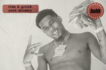 Rise & Grind: Pooh Shiesty On Relationship With Lil Durk & Gucci Mane's Genius