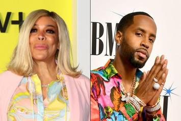 Wendy Williams Suggests Safaree Samuels Uses Daughter For Social Media Attention