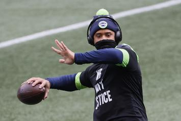 Russell Wilson Reportedly Annoyed With Pete Carroll & His Sons