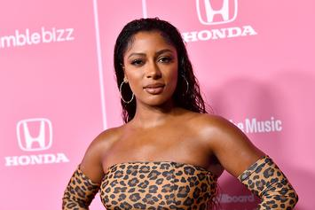 Victoria Monét Welcomes Her First Child