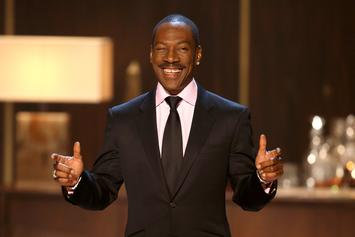 Eddie Murphy Tells Kevin Hart He Plans To Return To Stand-Up