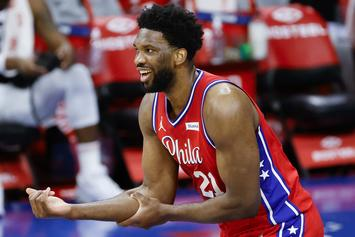 Joel Embiid Makes Massive Donation Ahead Of All-Star Game