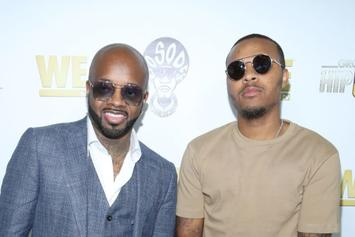 Jermaine Dupri & Omarion Join In To Wish Bow Wow A Happy Birthday