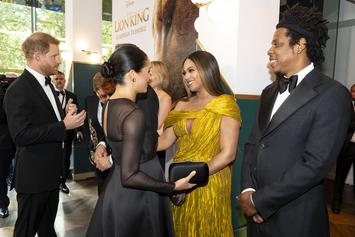 Beyonce Shows Her Support For Meghan Markle Following Shocking Oprah Interview