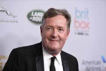 "Piers Morgan Takes Credit For ""Good Morning Britain"" High Ratings Amidst Exit"