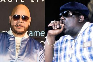 """Fat Joe Claims He & Biggie Were Working On A Project: """"We Cut About Five Songs"""""""