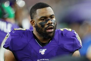 Mark Ingram Signs With The Houston Texans