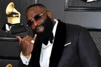 Rick Ross Wants To Know Who You Think Should Portray Him In A Biopic