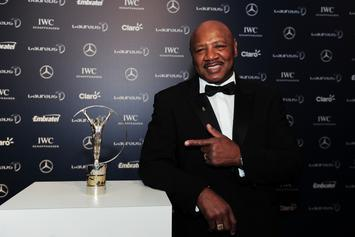 "Boxing Legend ""Marvelous"" Marvin Hagler Dies At 66-Years-Old"