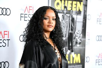"""Rihanna's Label """"Hasn't Heard Anything"""" About 'R9'"""