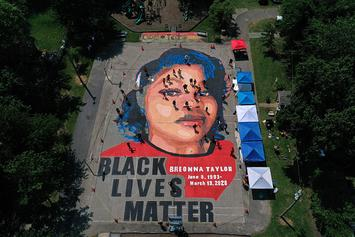 Breonna Taylor Protests Erupt Across The Country On First Anniversary Of Death