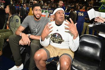 Master P Gives His Top 5 Rapper Basketball Players