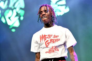 Famous Dex Arrested For Gun Possession